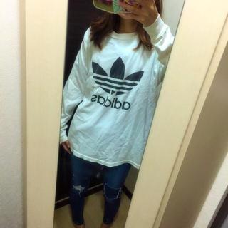 アディダス(adidas)の最終値下げ アディダス ロンT(Tシャツ/カットソー(七分/長袖))