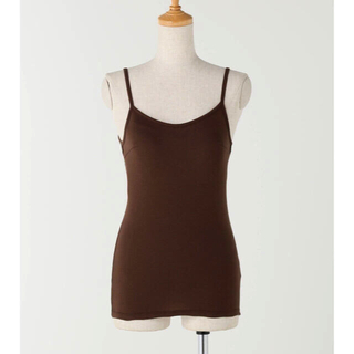 イエナ(IENA)の【EMILY WEEK】Organic Cotton ブラキャミソール 新品(キャミソール)
