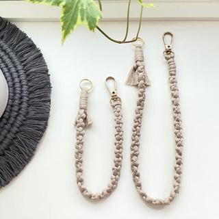 プラントハンガー延長ロープ チェーン25cm、35cm(その他)