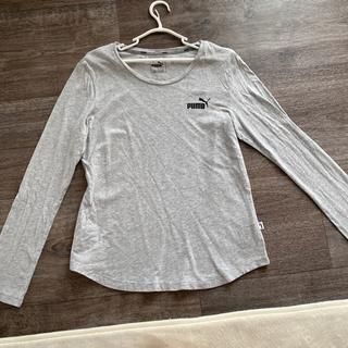 プーマ(PUMA)のプーマ Tシャツ 長袖 レディース PUMA(Tシャツ(長袖/七分))