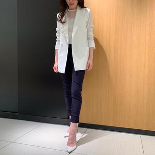 ダブルスタンダードクロージング(DOUBLE STANDARD CLOTHING)の新品 ダブルスタンダードクロージング ソブレディース(テーラードジャケット)