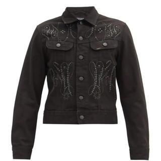 ドリスヴァンノッテン(DRIES VAN NOTEN)のSTEFAN COOKE X Lee Studded Denim Jacket(Gジャン/デニムジャケット)