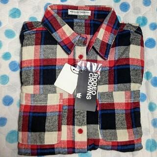ロデオクラウンズワイドボウル(RODEO CROWNS WIDE BOWL)のロデオクラウンズ チェックシャツ(シャツ/ブラウス(長袖/七分))