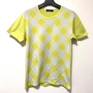 バーバリーブラックレーベル(BURBERRY BLACK LABEL)のバーバリーブラックレーベル ビッグチェック半袖Tシャツ2(Tシャツ/カットソー(半袖/袖なし))