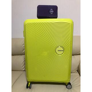 American Touristor - サムソナイト アメリカンツーリスター サウンドボックス スーツケース