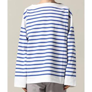 コモリ(COMOLI)のoutil  TRICOT AAST size0 バスクシャツ(カットソー(長袖/七分))