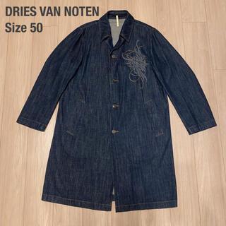 ドリスヴァンノッテン(DRIES VAN NOTEN)の【美品】Dries Van Noten ドリスヴァンノッテン コート デニム(その他)