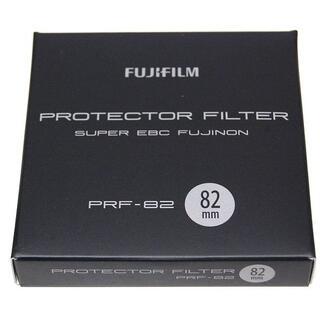 富士フイルム - FUJIFILM 82mm プロテクトフィルター PRF-82 新品