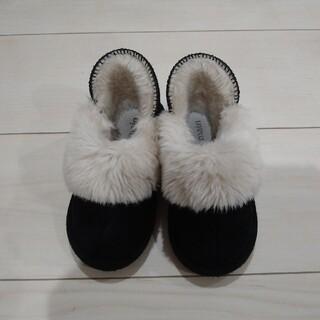 プティマイン(petit main)のpetit main プティマイン ショートブーツ 15cm(ブーツ)
