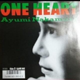 【送料無料】シングルレコード♪中村あゆみ♪ONE HEART(ポップス/ロック(邦楽))