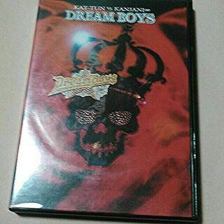 KAT-TUN - ドリームボーイズ DVD dreamboys 関ジャニ∞ Kat-tun