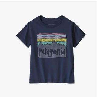 パタゴニア(patagonia)の新品 パタゴニア キッズ Tシャツ 4T (Tシャツ/カットソー)