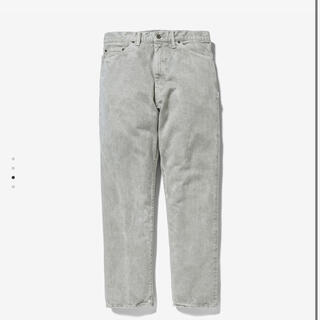 WTAPS BLUES BAGGY 01 TROUSERS BEIGE