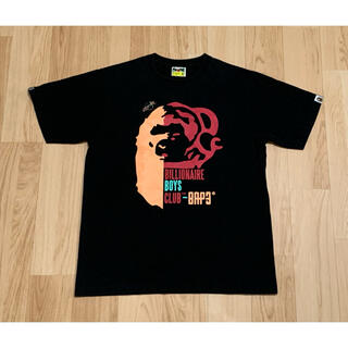 アベイシングエイプ(A BATHING APE)の★激レア★APE × BBC Tシャツ M シャーク kaws(Tシャツ/カットソー(半袖/袖なし))