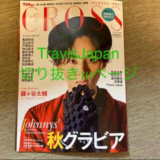 「TVfan cross (テレビファン クロス) Vol.40 (音楽/芸能)