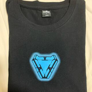マーベル(MARVEL)のアベンジャーズ アイアンマン Tシャツ L(Tシャツ/カットソー(半袖/袖なし))