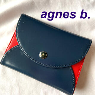 agnes b. - アニエスベー カードケース パスケース