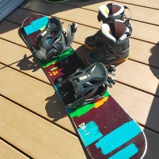 HEAD - スノーボード セット head JR 108cm バインディング、ブーツセット