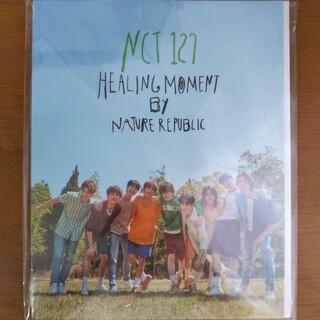 ネイチャーリパブリック(NATURE REPUBLIC)のNCT127 写真集 新品 未開封(K-POP/アジア)