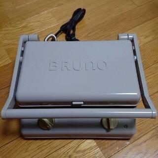 I.D.E.A international - BRUNO ホットサンドメーカー ダブル 本体のみ