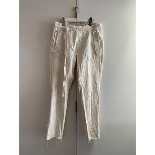 ポールハーデン(Paul Harnden)のDANIEL ANDRESEN design trousers(スラックス)