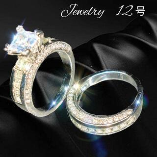 リング ダイヤリング ジュエリー ダイヤ 指輪 シルバーリング ダイヤモンド(リング(指輪))
