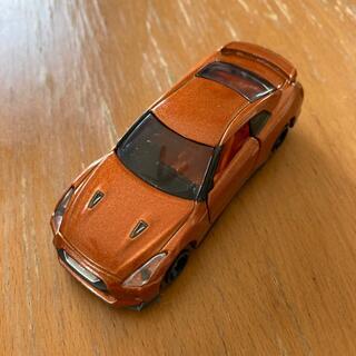 タカラトミー(Takara Tomy)のトミカ 日産 GT-R  メタリックオレンジ(ミニカー)