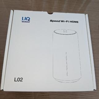 HUAWEI - HUAWEI SPEED Wi-Fi HOME L02