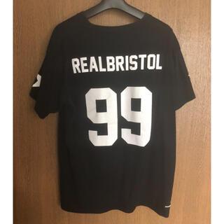 エフシーアールビー(F.C.R.B.)のFCRB ナンバリングTシャツ 黒 Mサイズ(Tシャツ/カットソー(半袖/袖なし))