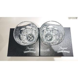 クロムハーツ(Chrome Hearts)のクロムハーツ × バカラ ダブルオールドファッション ダガー&クロス 未使用(グラス/カップ)