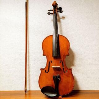 【良音虎杢】スズキ No.470 4/4 バイオリン 1980(ヴァイオリン)