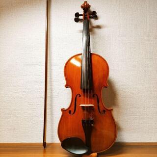 【天然虎杢良反響】スズキ No.540 4/4 バイオリン 1982(ヴァイオリン)