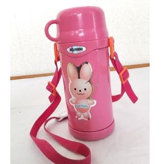 象印 - タフキッズ  水筒  象印  ピンク色  0.6L