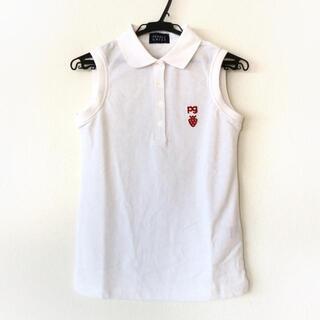 パーリーゲイツ(PEARLY GATES)のパーリーゲイツ ノースリーブポロシャツ 00(ポロシャツ)