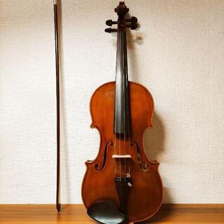 【美杢良音】スズキ No.580 4/4 バイオリン 1978(ヴァイオリン)