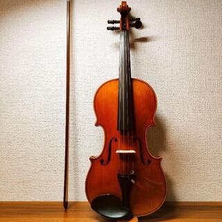 【良反響麗音】スズキ No.580 4/4 バイオリン 1993(ヴァイオリン)
