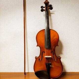 【極希少梅雄シグネチャーモデル】スズキ 特No.3 4/4 バイオリン 1967(ヴァイオリン)