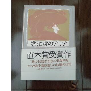 漂泊者アリア(文学/小説)