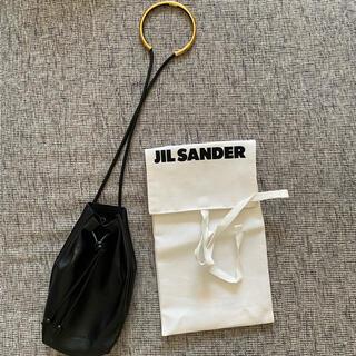 ジルサンダー(Jil Sander)のジルサンダー☆ドローストリング ミニバッグ(ハンドバッグ)