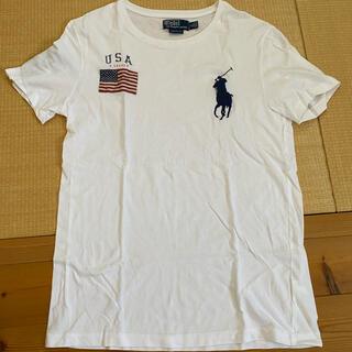 ポロラルフローレン(POLO RALPH LAUREN)のPOLO RALPH LAUREN ポロラルフローレン Tシャツ 半袖(Tシャツ(半袖/袖なし))