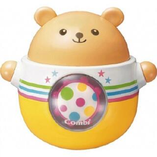 コンビ(combi)の【美品】コンビ起き上がりこぼし(知育玩具)