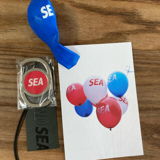 SEA - wind and sea balloon collection カラビナ