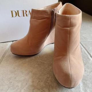 デュラス(DURAS)のduras ショートブーツ(ブーツ)