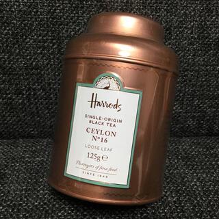 ハロッズ(Harrods)のハロッズ No.16 セイロン ルーズリーフ 紅茶(茶)