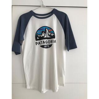 パタゴニア(patagonia)のpatagoniaのTシャツ(Tシャツ(半袖/袖なし))