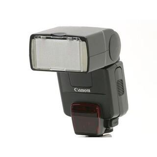キヤノン(Canon)の未使用品 Canon スピードライト 550EX 即日発送 即購入可能(ストロボ/照明)