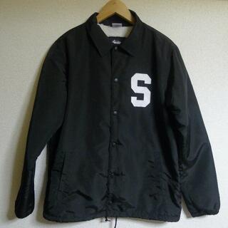 STUSSY - STUSSY × Champion コラボ ボア コーチジャケット