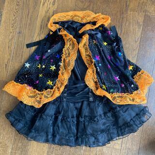 クレアーズ(claire's)の専用 ハロウィン キッズ仮装マント&スカート(衣装)