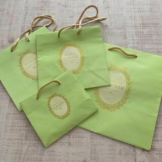 ラデュレ(LADUREE)のラデュレ 紙袋 まとめ売りのみ(ショップ袋)
