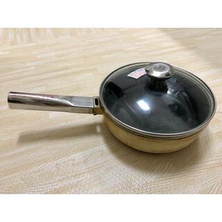 アサヒケイキンゾク(アサヒ軽金属)のアサヒ軽金属 オールパン22cm(鍋/フライパン)